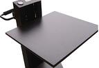"B125 24 x 22"" Metal Shelf for NB Series Mobile Powered Workstations by Newcastle Systems"