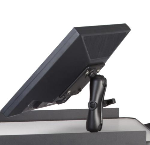 B116 Surface Mounted Flat Screen Holder 7
