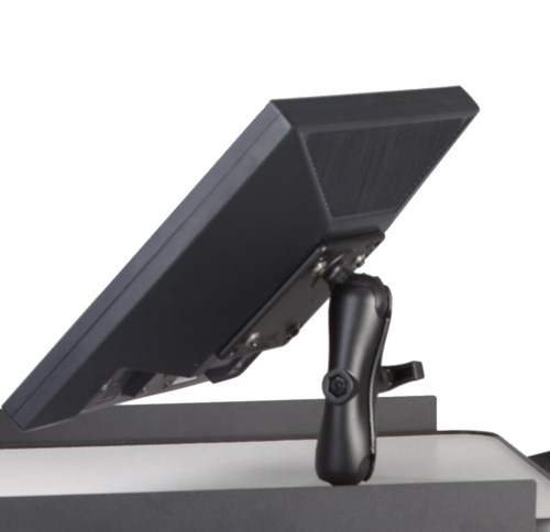 B116 Surface Mounted Flat Screen Holder 7