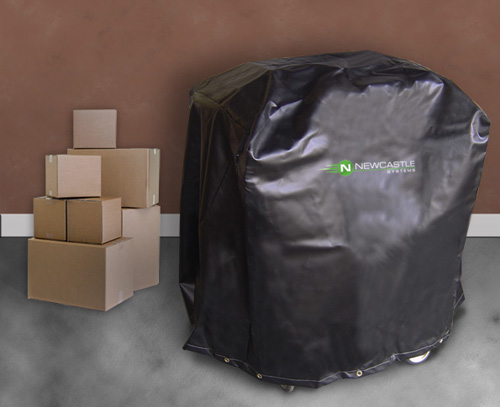 B195 Vinyl Cart Cover for NB, PC (30