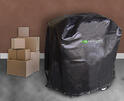 "B195 Vinyl Cart Cover for NB, PC (30""), & RC Series Mobile Powered Workstations by Newcastle Systems"