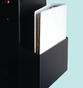 B122 Binder Holder for NB & PC Series Mobile Powered Workstations by Newcastle Systems