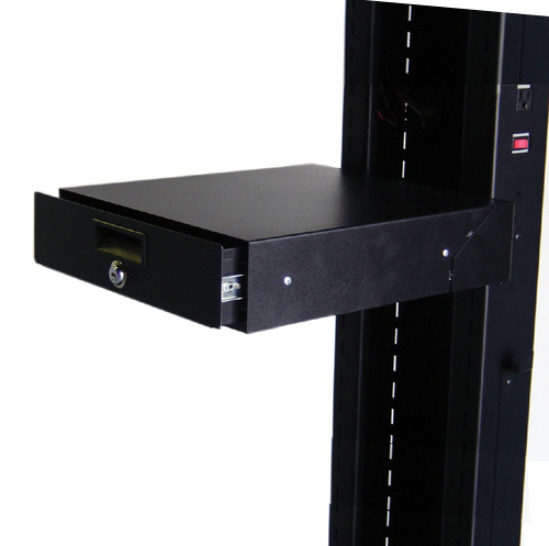 "B128 3"" Drawer for NB, PC & RC Series Mobile Powered Workstations by Newcastle Systems"