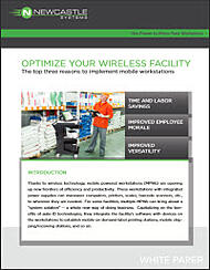 optimize wireless facility