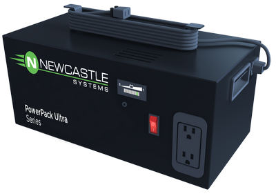 PowerPack Ultra 2.6 Portable Power Pack by Newcastle Systems