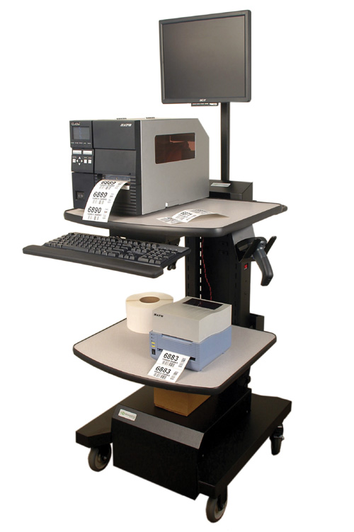 NB Series Workstation with SLA Power System