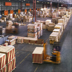 Warehouse workstations