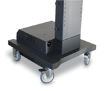 "B150 Mast Extension 5.5"" for NB & PC Series Mobile Powered Workstations by Newcastle Systems"