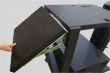 B130 Folding Shelf for PC Series Mobile Powered Workstations by Newcastle Systems