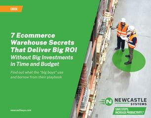 7 Ecommerce Warehouse Secrets That Deliver Big ROI eBook