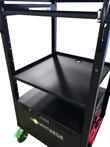 B423 Middle Shelf for EC Series Mobile Powered Workstation