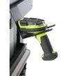B132 Scanner Holder Accessory for Newcastle Systems Mobile Powered Workstations