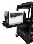 B131 Slide-out Printer Shelf