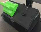 B186 Battery Pocket Cover for PowerSwap Nucleus Lithium Power System by Newcastle Systems