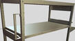 "B301 Optional 48"" Shelf for PowerPick Series Mobile Picking Carts by Newcastle Systems"